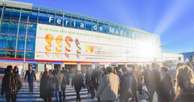 Marchese Castagne al Fruit Attraction di Madrid