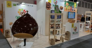 Riscontro positivo delle Castagne Marchese all'Italian Fruit Village 2020